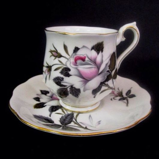 Винтажная посуда. Ярмарка Мастеров - ручная работа. Купить Винтажные чайные пары Royal Albert, Англия. Handmade. Royal albert