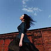 """Одежда ручной работы. Ярмарка Мастеров - ручная работа Свитер - блуза """" Victoria"""". Handmade."""