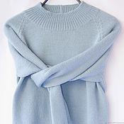 Одежда handmade. Livemaster - original item Knitted sweater with Raglan sleeve. Handmade.