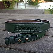 Сувениры и подарки handmade. Livemaster - original item Strap running on the carbine mod.6.2 BLaser Taiga. Handmade.