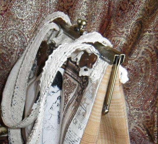 """Женские сумки ручной работы. Ярмарка Мастеров - ручная работа. Купить дамская  сумочка   """" Торжество"""" в ретро стиле. Handmade."""