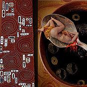 Аксессуары handmade. Livemaster - original item Tie Klimt