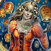 Украшения handmade. Livemaster - original item Let the dreams rise to the sky..... Handmade.