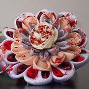 """Украшения ручной работы. Ярмарка Мастеров - ручная работа Комплект резинок """"Красные розы"""". Handmade."""