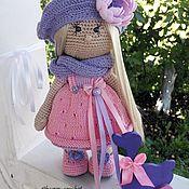 Куклы и игрушки ручной работы. Ярмарка Мастеров - ручная работа Ягодка. Handmade.