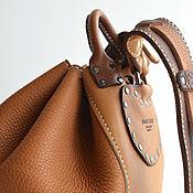 Сумки и аксессуары handmade. Livemaster - original item Handmade leather wallet. Handmade.