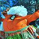 Ароматизированные куклы ручной работы. Евдотья Потрикеевна. Евгения Бочарова (jane72). Интернет-магазин Ярмарка Мастеров. Лисичка, лиса