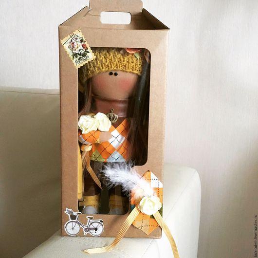 Куклы и игрушки ручной работы. Ярмарка Мастеров - ручная работа. Купить Коробочки для кукол 10 штук размер 30 см. Handmade.