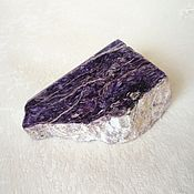 Фен-шуй и эзотерика handmade. Livemaster - original item A sample of charoite. Handmade.