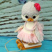 Куклы и игрушки ручной работы. Ярмарка Мастеров - ручная работа Молли. Handmade.