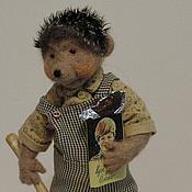 """Куклы и игрушки ручной работы. Ярмарка Мастеров - ручная работа Коллекционная игрушка """"Ну-ка, отними"""". Handmade."""