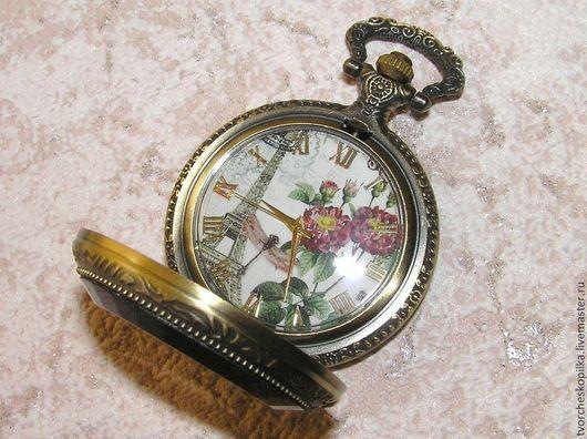 Часы ручной работы. Ярмарка Мастеров - ручная работа. Купить Часы-подвеска. Handmade. Часы, Часы кварцевые