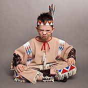 Работы для детей, ручной работы. Ярмарка Мастеров - ручная работа Сын прерий (карнавальный костюм). Handmade.