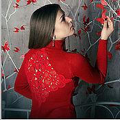 """Одежда ручной работы. Ярмарка Мастеров - ручная работа Платье """"Amour """". Handmade."""