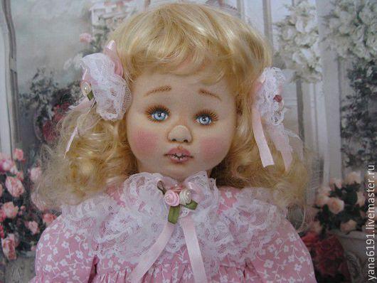 Коллекционные куклы ручной работы. Ярмарка Мастеров - ручная работа. Купить Текстильная кукла. Handmade. Комбинированный, подарок на 8 марта