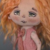 Чердачная кукла ручной работы. Ярмарка Мастеров - ручная работа Чердачная кукла: Алиса. Handmade.