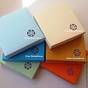 """Сувениры и подарки ручной работы. Ярмарка Мастеров - ручная работа Подарочкая коробка """"Снежинка"""" - оригинальная упаковка. Handmade."""