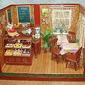 Румбоксы ручной работы. Ярмарка Мастеров - ручная работа Румбоксы: Кафе. Handmade.