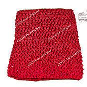 Топ большой, бордовый, 2010