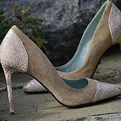 Туфли ручной работы. Ярмарка Мастеров - ручная работа Туфли женские. Handmade.