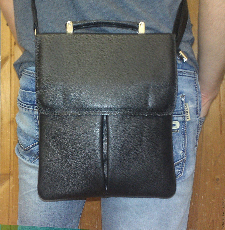 Bag leather 198, Classic Bag, St. Petersburg,  Фото №1