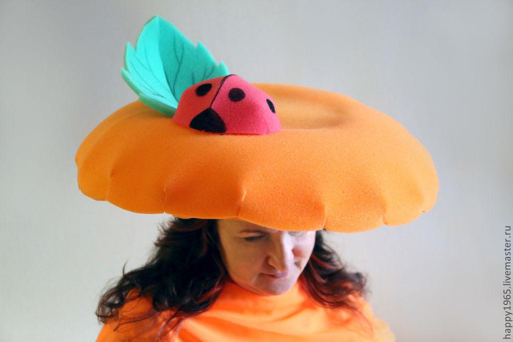 Как сделать ребенку шапку