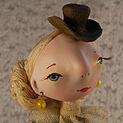 Куклы и игрушки ручной работы. Ярмарка Мастеров - ручная работа Пани Стася. Handmade.