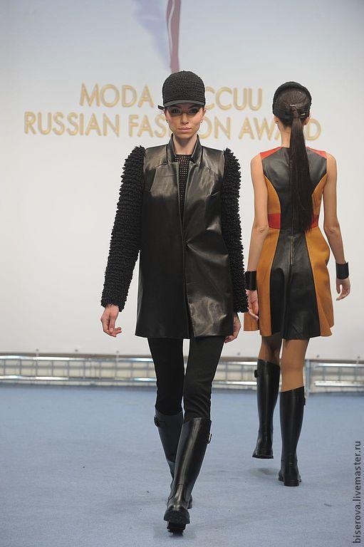 Кожаное Платье Купить Москва