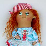 Куклы и игрушки ручной работы. Ярмарка Мастеров - ручная работа Морская хулиганка. Handmade.