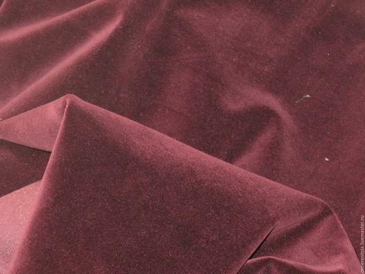 Реставрация. Ярмарка Мастеров - ручная работа. Купить винтажный бархат. цвет темное бордо.. Handmade. Бордовый, винтажные ткани