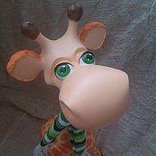 Куклы и игрушки ручной работы. Ярмарка Мастеров - ручная работа Жирафус. Handmade.