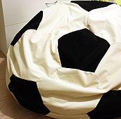 Для дома и интерьера ручной работы. Ярмарка Мастеров - ручная работа Пуф Мяч напольный, биг бен, кресло мешок, груша, бескаркасная мебель. Handmade.