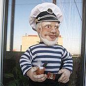 Куклы и игрушки handmade. Livemaster - original item Doll Skipper. Handmade.