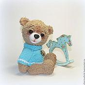 Куклы и игрушки ручной работы. Ярмарка Мастеров - ручная работа Бирюзовое детство. Handmade.