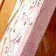 галерейная натяжка холста, боковые стороны окрашены в цвет фона