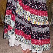 """Одежда ручной работы. Ярмарка Мастеров - ручная работа Юбка длинная  """"Ностальгия"""". Handmade."""