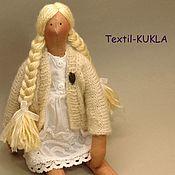 Куклы и игрушки handmade. Livemaster - original item Blonde Lolita - Tilda doll. Handmade.