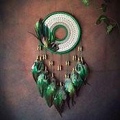 """Фен-шуй и эзотерика ручной работы. Ярмарка Мастеров - ручная работа Ловец Снов """"Танец Леса"""". Handmade."""