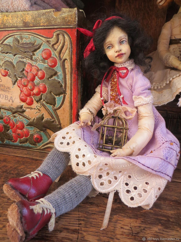 Куклы в старинном стиле - Пеппе, Люси, Энни, Будуарная кукла, Чебоксары,  Фото №1
