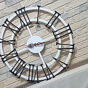 Часы классические ручной работы. Ярмарка Мастеров - ручная работа Часы настенные 2. Handmade.