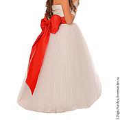 """Платье ручной работы. Ярмарка Мастеров - ручная работа Платье для девочки """"Модная штучка"""". Handmade."""