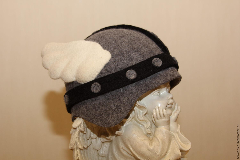 Астерикс шапка своими руками