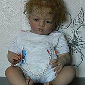 Куклы и игрушки handmade. Livemaster - original item Reborn doll of Alice (Alice from the mold Natali Blick). Handmade.