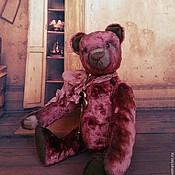 Куклы и игрушки ручной работы. Ярмарка Мастеров - ручная работа Миша 23см нашел дом. Handmade.
