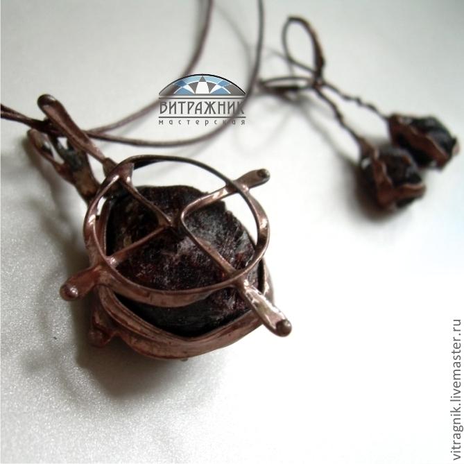 Set the 'Seal of Jupiter' (garnet), Jewelry Sets, Izhevsk,  Фото №1