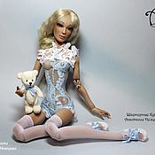 Куклы и игрушки handmade. Livemaster - original item Hannah (37/38 cm). Handmade.
