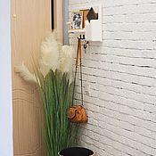 Для дома и интерьера handmade. Livemaster - original item The housekeeper is a wall in the hallway. Handmade.