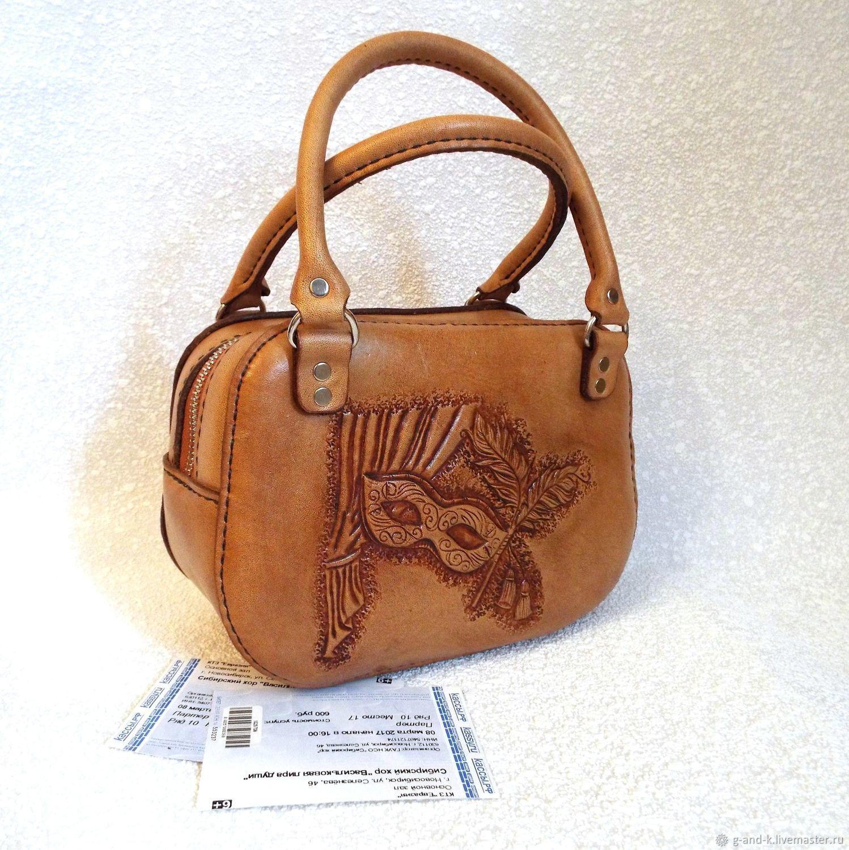 29ea2206f7fb Женские сумки ручной работы. Ярмарка Мастеров - ручная работа. Купить Сумка  женская кожаная