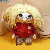 Куклы и игрушки ручной работы. Ярмарка Мастеров - ручная работа Кузенька домовёнок. Handmade.