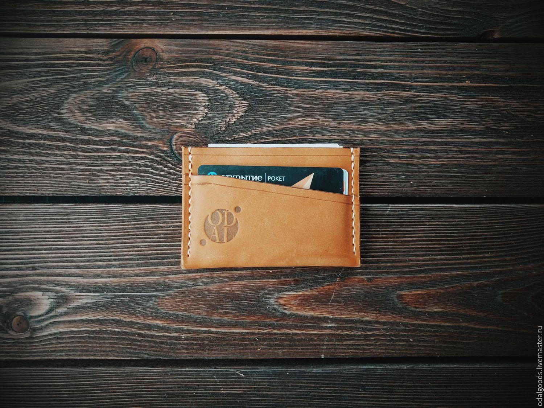 Compact wallet cardholder CARDHOLDER, Cardholder, St. Petersburg,  Фото №1
